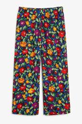 Cotton trousers black_16