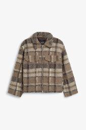 Fleece jacket beige_10