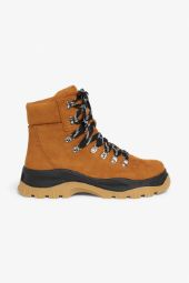 Lace up hiking boots rusty brown_9