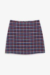 Tweed mini skirt_6