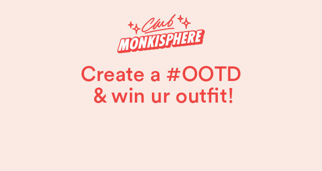 Create a #OOTD and win ur outfit!
