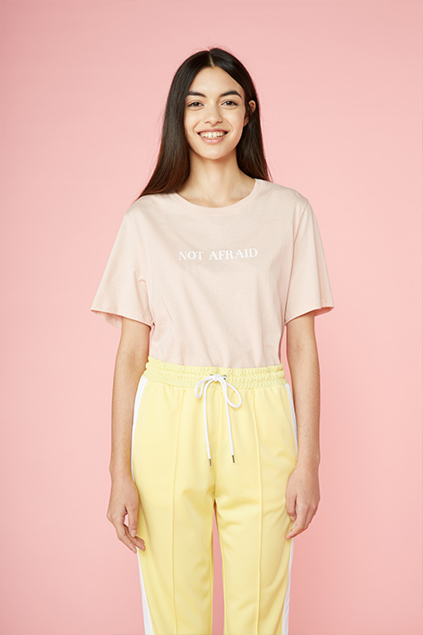 Soft cotton tee