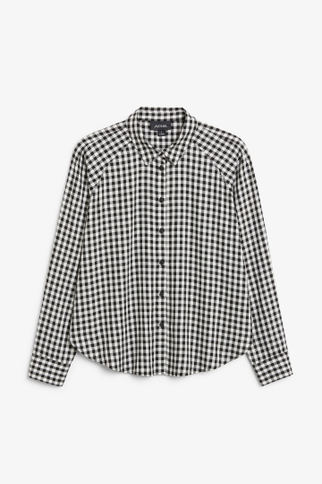 Button-up shirt