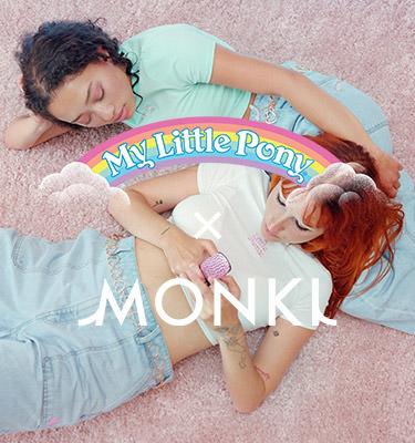 Monki x My Little Pony